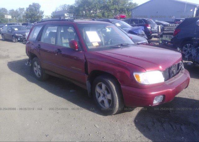 Inventory #262937044 2002 Subaru FORESTER
