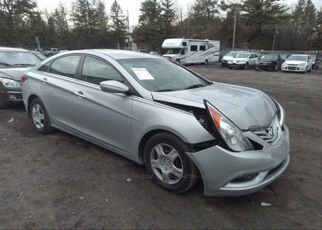 Inventory #778983664 2011 Hyundai SONATA