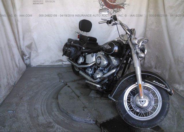 Inventory #918163345 2013 Harley-davidson FLSTC