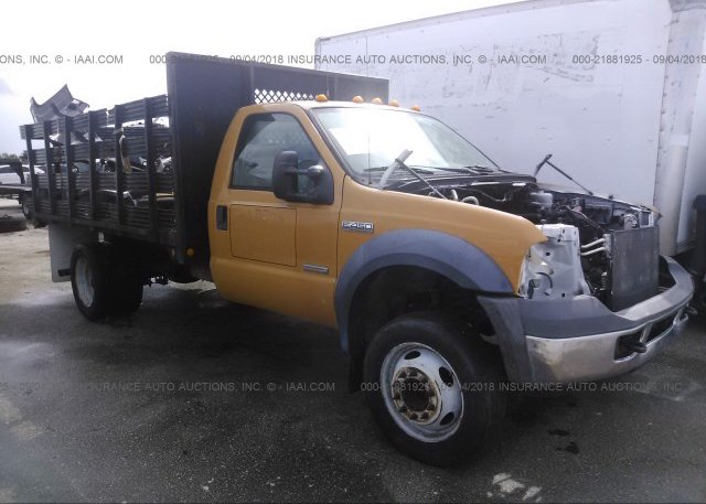 Inventory #152110567 2006 FORD F450