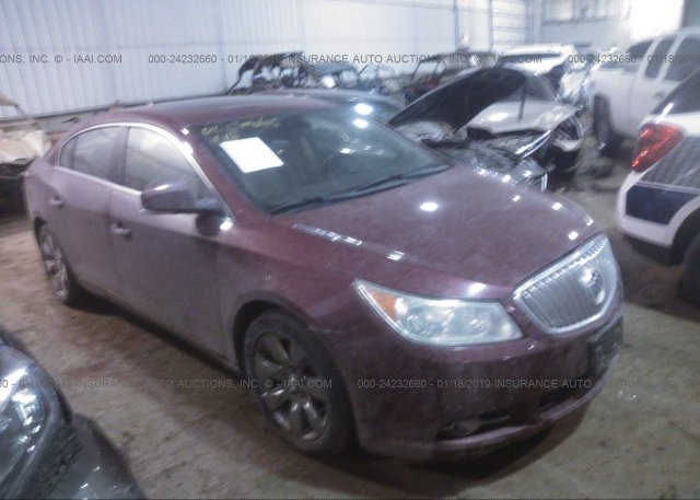 Inventory #970415701 2010 Buick LACROSSE