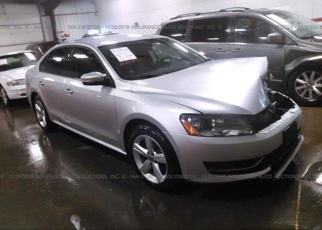 Inventory #396659505 2014 Volkswagen PASSAT
