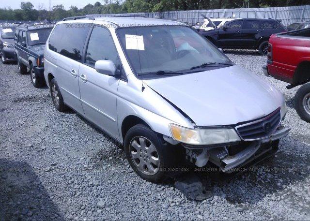 Inventory #178827725 2003 Honda ODYSSEY