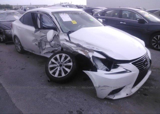 Inventory #256111117 2016 Lexus IS