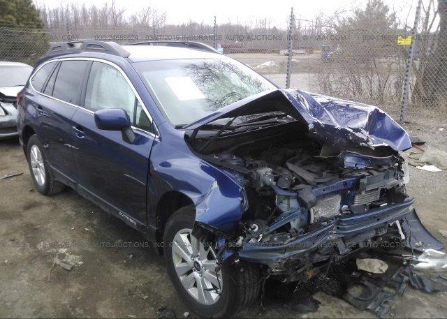 Inventory #521685075 2015 Subaru OUTBACK