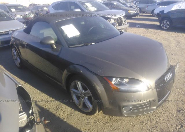 Inventory #748949125 2011 AUDI TT