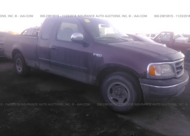 Inventory #128745809 2001 FORD F150