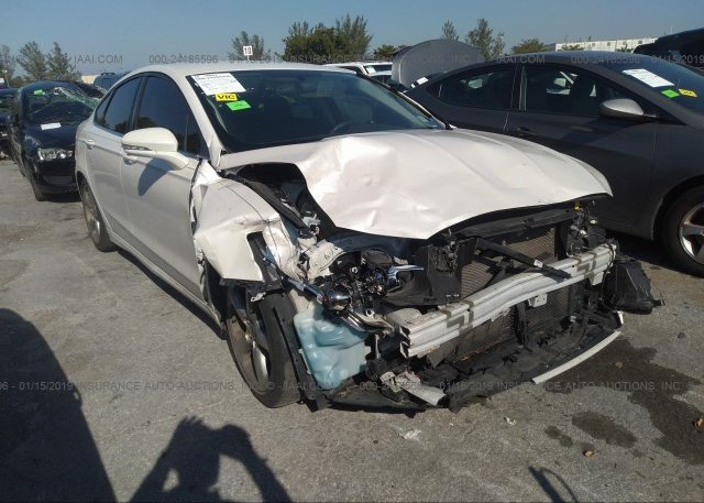 Inventory #116903121 2014 FORD FUSION