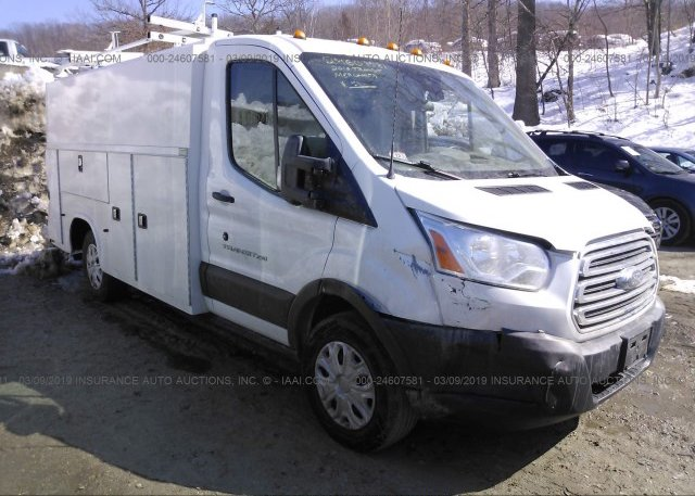 Inventory #767864167 2016 FORD TRANSIT