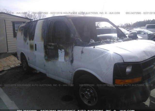 Inventory #781264930 2011 CHEVROLET EXPRESS G2500