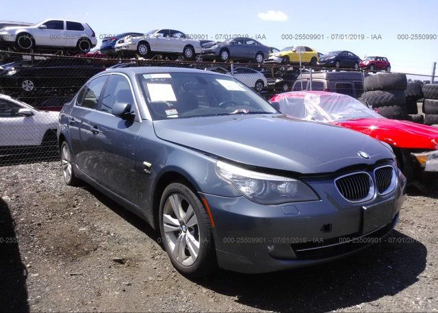 Inventory #807110503 2010 BMW 528