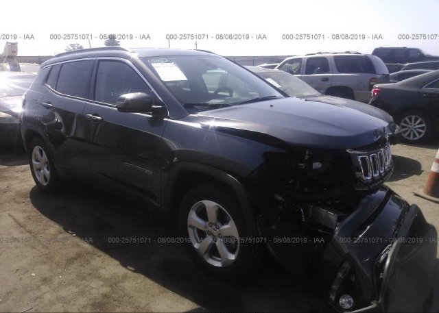 Inventory #353089641 2017 JEEP COMPASS