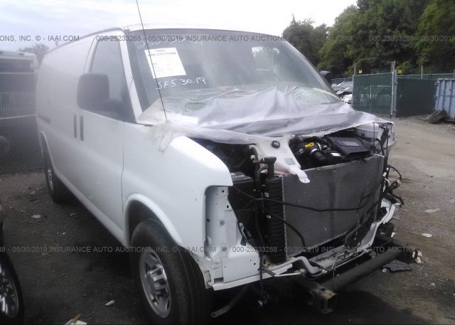 Inventory #683143066 2012 Chevrolet EXPRESS G2500