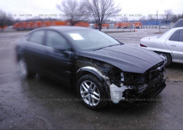 Inventory #990166932 2013 FORD FUSION