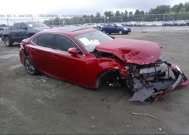 Inventory #648502418 2016 Lexus IS