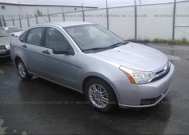 Inventory #706530537 2010 FORD FOCUS