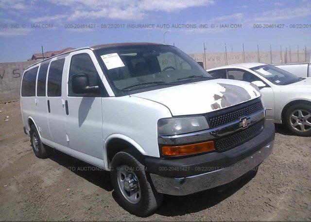 Inventory #116276865 2008 Chevrolet EXPRESS G3500