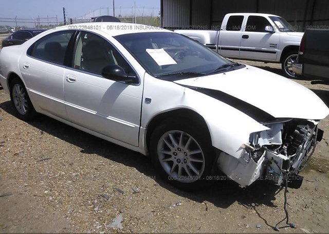 Inventory #810072782 2002 Chrysler 300M