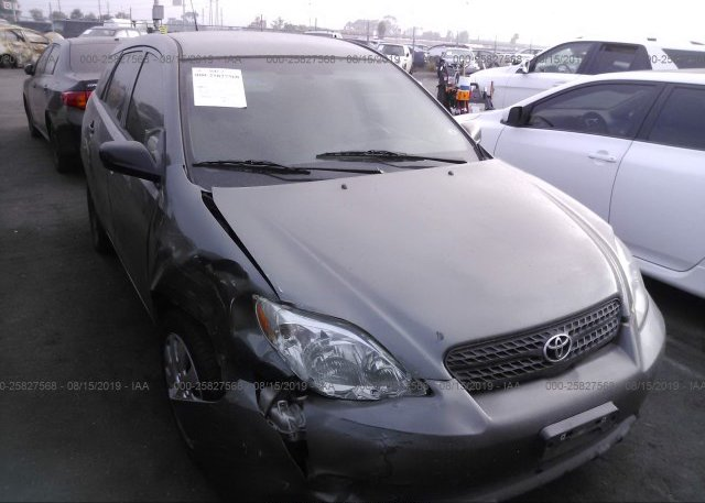 Inventory #707021177 2008 Toyota COROLLA MATRIX