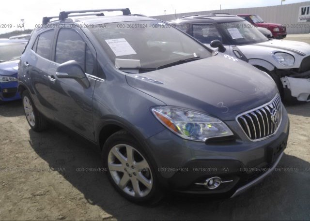 Inventory #559208917 2015 Buick ENCORE