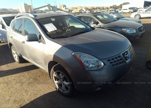 Inventory #684272420 2010 Nissan ROGUE