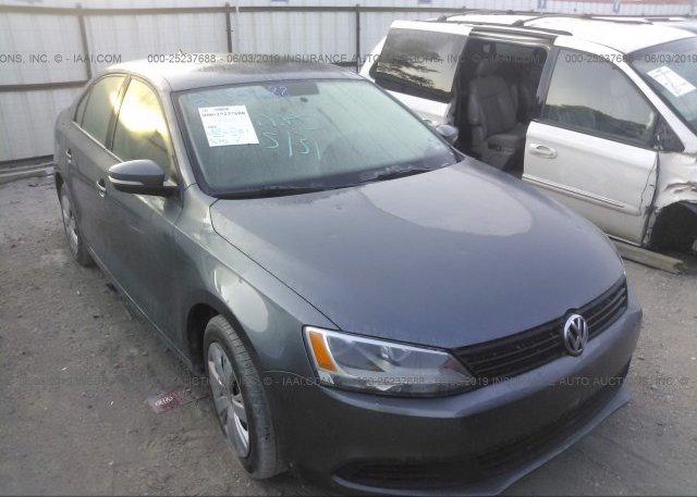 Inventory #672838223 2014 Volkswagen JETTA
