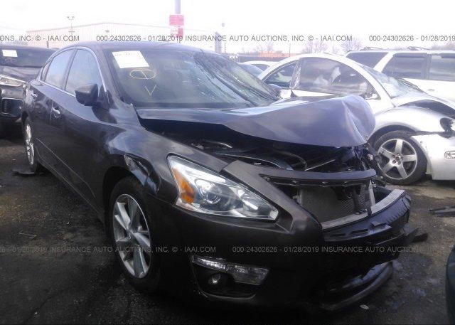 Inventory #111635059 2014 Nissan ALTIMA