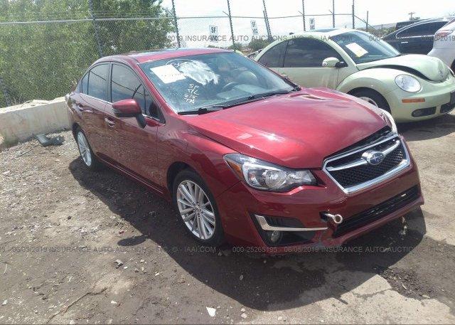 Inventory #431977651 2016 Subaru IMPREZA