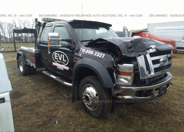 Inventory #950575916 2008 FORD F550
