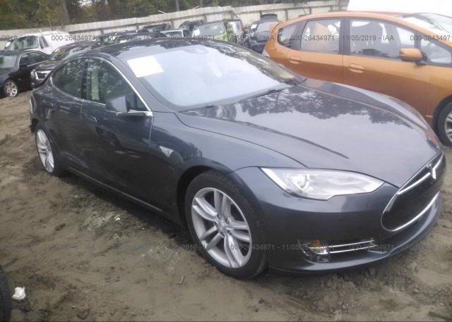 Inventory #521561678 2015 Tesla MODEL S