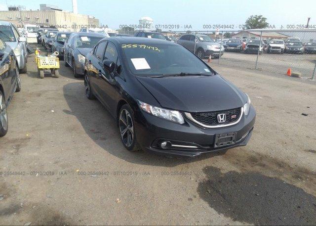 Inventory #957020045 2015 Honda CIVIC