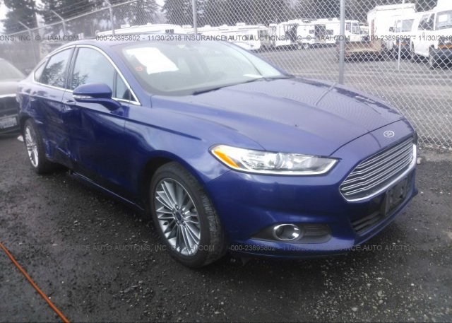 Inventory #896800599 2013 FORD FUSION