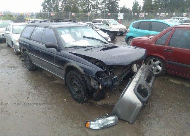Inventory #279550111 1997 Subaru LEGACY