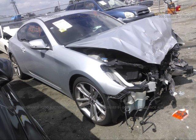 Inventory #279516176 2010 Hyundai GENESIS COUPE