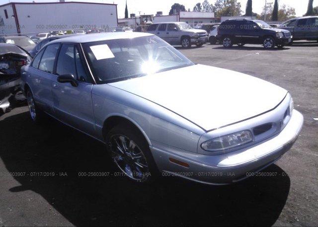 Inventory #174353338 1996 Oldsmobile 88