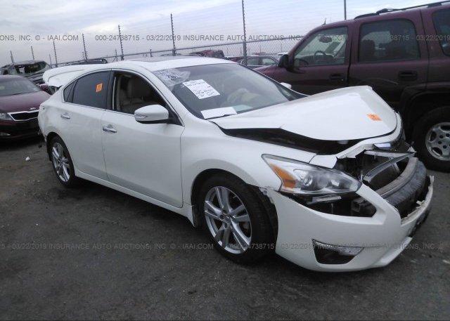 Inventory #494338485 2015 Nissan ALTIMA