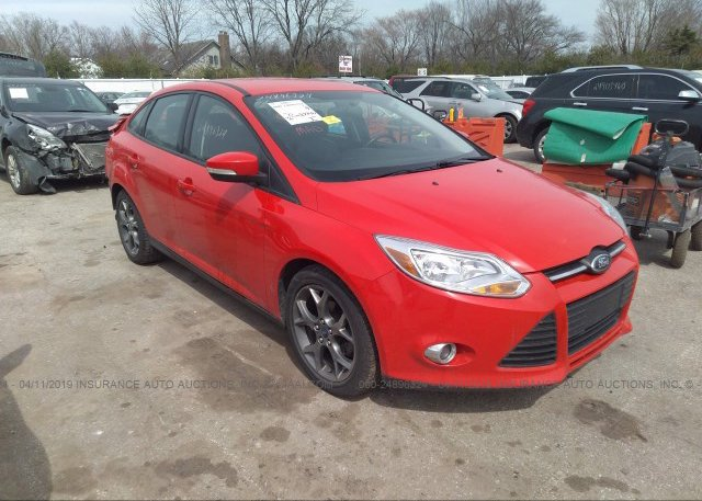 Inventory #834848207 2013 FORD FOCUS
