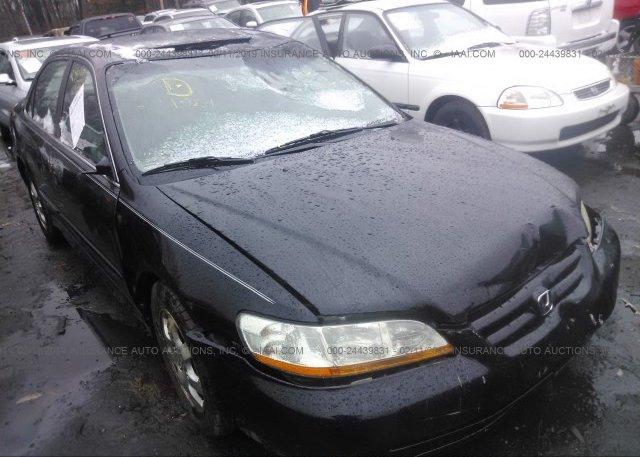 Inventory #741553463 2001 Honda ACCORD