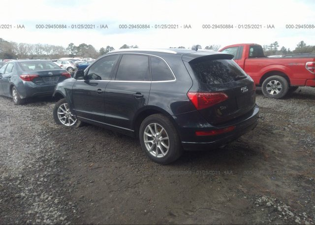 купить 2012 AUDI Q5 WA1LFAFP6CA136499