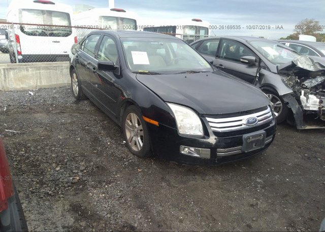 Inventory #919831219 2006 FORD FUSION