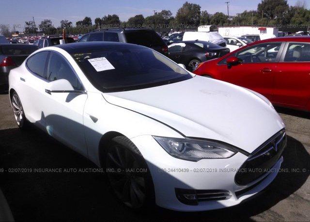 Inventory #417204127 2013 Tesla MODEL S