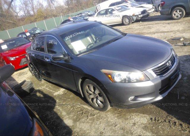 Inventory #588119041 2009 Honda ACCORD