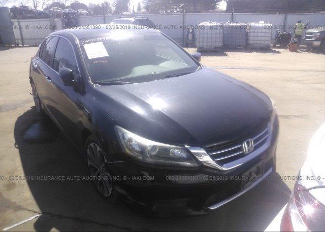 Inventory #541124334 2014 Honda ACCORD