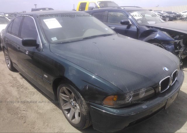 Inventory #496230272 2003 BMW 525