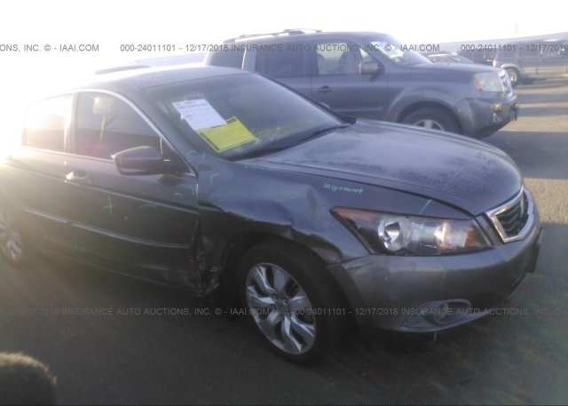 Inventory #644940628 2008 Honda ACCORD