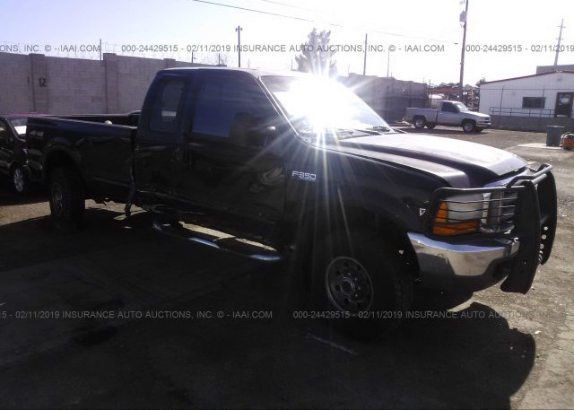 Inventory #593837133 1999 FORD F350