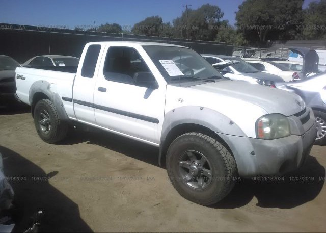 Inventory #879741884 2002 Nissan FRONTIER