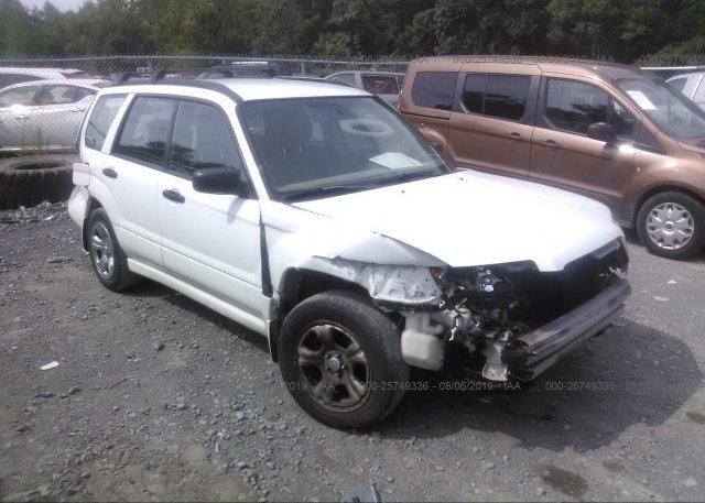 Inventory #878378684 2006 Subaru FORESTER