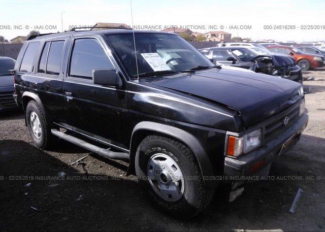 Inventory #488507423 1991 Nissan PATHFINDER