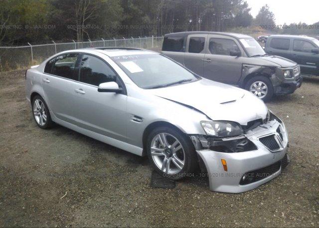 Inventory #316366753 2009 Pontiac G8